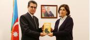Посол Колумбии побывал в Центре Перевода