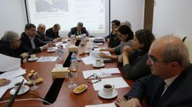 Состоялось первое заседание Научно-художественного Совета Переводческого Центра