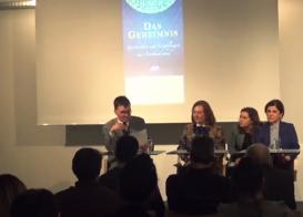 Азербайджанская литература представлена в Берлине