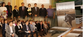 Book About Mehdi Huseynzade Launched in Ukraine