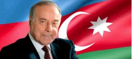 Heydar Aliyev über die Aserbaidschanische Sprache