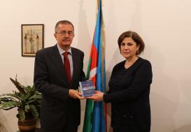 Посол Сербии посетил Переводческий Центр