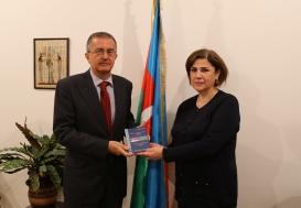 Besuch des Botschafters der Republik Serbien