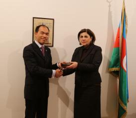 Президент Международной Федерации Переводчиков посетил Переводческий Центр