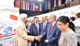 Translation Centre takes part in the VI Baku International Book Exhibition-Fair