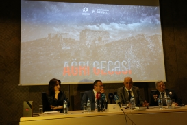 """The Pain"" in Azerbaijani Launched at Baku Congress Centre"