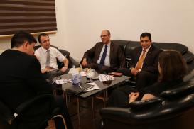 Fas Krallığı'nın Azerbaycan Büyükelçisi Tercüme Merkezi'nde