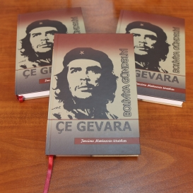 "Ernesto Çe Gevaranın ""Boliviya gündəliyi"" çapdan çıxdı"