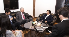 سفیر فوق العاده و تام الاختیار جمهوری آرژانتین در بنیاد ترجمه