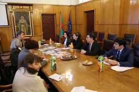 AzTC Delegation Visits Bulgaria Ahead of Sofia Book Fair 2016