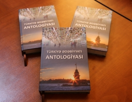 """An Anthology of Modern Turkish Literature"" published in Azerbaijan"