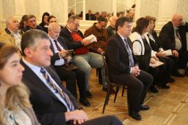 مختارات من الأدب الحديث لأذربيجان تم إطلاقها في جورجيا