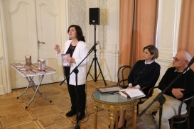 Азербайджанская литература представлена грузинским читателям