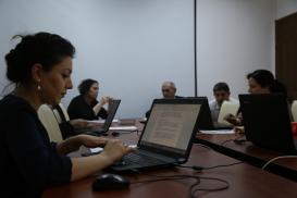 Tərcümə Mərkəzinin təşkil etdiyi dil kurslarına maraq artmaqdadır