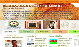 """Kitabxana.net"" Milli Virtual Kitabxana"