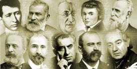 Les propos des hommes célèbres arméniens sur leur nation, langue et culture