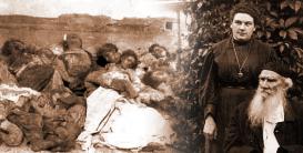 La hija de Lev Tolstói sobre las atrocidades armenias