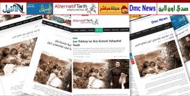 """El artículo """"La hija de Lev Tolstói sobre las atrocidades armenias"""" está disponible en los medios extranjeros"""