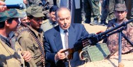 HEYDAR ALİYEV AND THE AZERBAIJANI ARMY