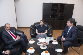 "Cuba's Ambassador to Azerbaijan: ""I followed AzTC's work when I still lived in Cuba"""
