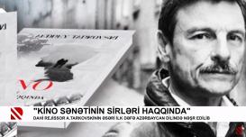"""""""Kino sənətinin sirləri haqqında"""" (Real TV)"""