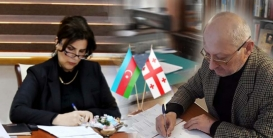 Azerbaijan State Translation Centre, Iverioni Publishing House Sign MOU