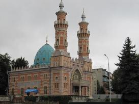 Vladiqafqazın simvolu – Muxtarov məscidi