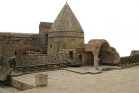Məzarı dağı nurlandıran bakılı sufi - Baba Kuhi Bakuvi