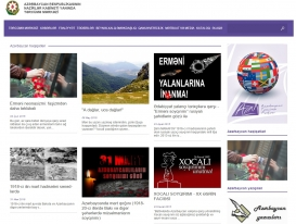 "AzTC Launches a New Link ""Azerbaijan truths"" in Multiple Languages"