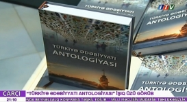 An Anthology of Modern Turkish Literature presented on Public TV