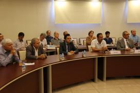 برگزار مراسم نشست گلچین دوجلدی «ادبیات معاصر آذربایجان» در آنکارا