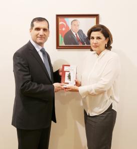 """صدور """"مختارات من الأدب التركي"""" لأول مرة في أذربيجان"""