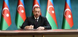 Распоряжение Президента Азербайджанской Республики  О проведении 140-летнего юбилея азербайджанской национальной печати