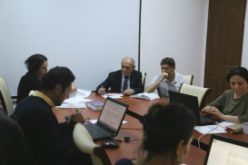 Azərbaycan Tərcümə Mərkəzinin Seçim Turları davam edir