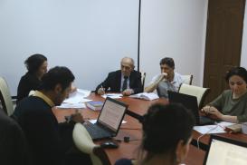 Отборочные туры Азербайджанского Центра перевода продолжаются