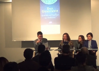 Short Stories from Azerbaijan launched in Berlin