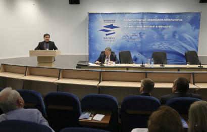 شرکت هیئت بنیاد ترجمه وابسته به کابینه وزیران جمهوری آذربایجان در نمایشگاه بین المللی کتاب مینسک