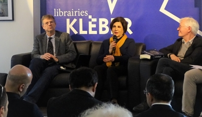 The AzSTC Anthology of Azerbaijani Literature in French Translation Launched in France (Real TV)