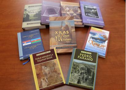 """""""Tərcümə Mərkəzinin kitabları"""" satılan kitab mağazaları"""