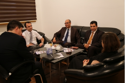 Посол Королевства Марокко посетил Переводческий Центр