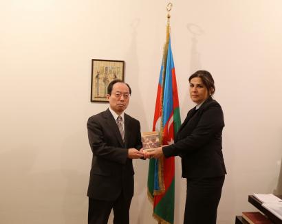 Посол Японии посетил Переводческий Центр