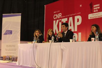 El CTA en la Feria del Libro de Estambul