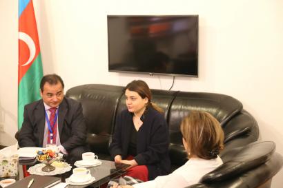 Azerbaijan Building Up Literary Ties With Spain