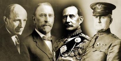 Les généraux américains et britanniques sur le fascisme arménien