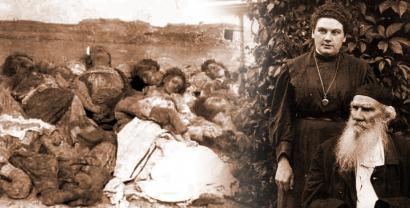 """El video """"La hija de Lev Tolstói sobre las atrocidades armenias"""" está disponible en varios idiomas"""