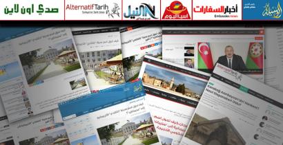 """مادة وثائقية  بعنوان """"كيف تحول اسم مدينة """"خانكندي"""" الأذربيجانية إلى """"ستيباناكرت""""؟ في وسائل الإعلام الأجنبية"""
