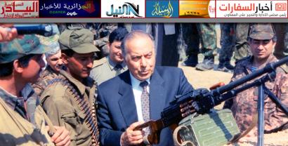 """مقالة بعنوان """"حيدر علييف وتأسيس الجيش في أذربيجان"""" في وسائل الإعلام الأجنبية"""