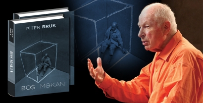 """صدور كتاب """"بيتر بروك"""" لأول مرة في أذربيجان"""