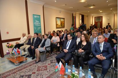 L'« Anthologie de la littérature turque » a été présentée au public