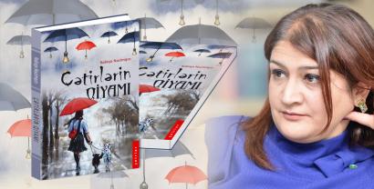 Im Rahmen des Projekts zur Unterstützung der jungen SchriftstellerInnen ist neues Buch erschienen